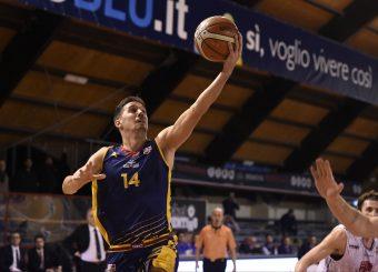 Andrea Saccaggi Leonis Roma - Virtus Roma Campionato Basket LNP 2018/2019 Roma 31/01/2019 Foto Gennaro Masi / Ciamillo-Castoria
