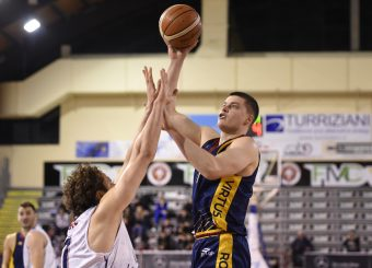 Amar Alibegovic Leonis Roma - Virtus Roma Campionato Basket LNP 2018/2019 Roma 31/01/2019 Foto Gennaro Masi / Ciamillo-Castoria
