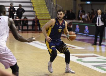 Marco Santiangeli Leonis Roma - Virtus Roma Campionato Basket LNP 2018/2019 Roma 31/01/2019 Foto Gennaro Masi / Ciamillo-Castoria