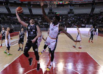 Tautvydas Lydeka Virtus Roma - Bertram Tortona Campionato Basket LNP 2018/2019 Roma 10/03/2019 Foto Gennaro Masi / Ciamillo-Castoria