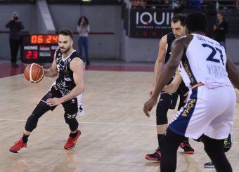 Pablo Bertone Virtus Roma - Bertram Tortona Campionato Basket LNP 2018/2019 Roma 10/03/2019 Foto Gennaro Masi / Ciamillo-Castoria