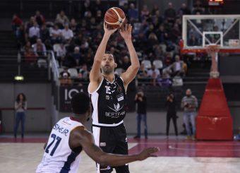 Luca Garri Virtus Roma - Bertram Tortona Campionato Basket LNP 2018/2019 Roma 10/03/2019 Foto Gennaro Masi / Ciamillo-Castoria