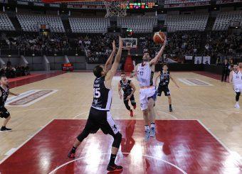 Roberto Prandin Virtus Roma - Bertram Tortona Campionato Basket LNP 2018/2019 Roma 10/03/2019 Foto Gennaro Masi / Ciamillo-Castoria