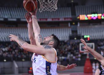 Aristide Landi Virtus Roma - Bertram Tortona Campionato Basket LNP 2018/2019 Roma 10/03/2019 Foto Gennaro Masi / Ciamillo-Castoria