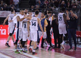 Virtus Roma Virtus Roma - Bertram Tortona Campionato Basket LNP 2018/2019 Roma 10/03/2019 Foto Gennaro Masi / Ciamillo-Castoria