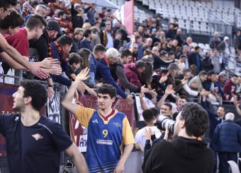 Edoardo Lucarelli Virtus Roma - Bertram Tortona Campionato Basket LNP 2018/2019 Roma 10/03/2019 Foto Gennaro Masi / Ciamillo-Castoria