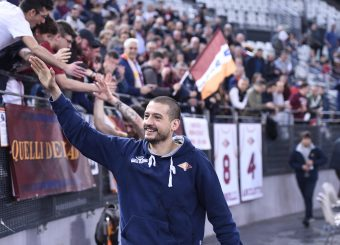 Massimo Chessa Virtus Roma - Bertram Tortona Campionato Basket LNP 2018/2019 Roma 10/03/2019 Foto Gennaro Masi / Ciamillo-Castoria