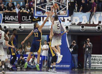 Simone Tomasini Zeus Energy Group Rieti - Virtus Roma Campionato Basket LNP 2018/2019 Rieti 17/03/2019 Foto Gennaro Masi / Ciamillo-Castoria