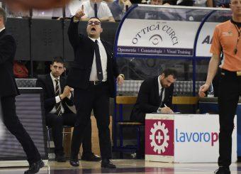 Daniele Michelutti Zeus Energy Group Rieti - Virtus Roma Campionato Basket LNP 2018/2019 Rieti 17/03/2019 Foto Gennaro Masi / Ciamillo-Castoria