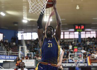 Henry Sims Zeus Energy Group Rieti - Virtus Roma Campionato Basket LNP 2018/2019 Rieti 17/03/2019 Foto Gennaro Masi / Ciamillo-Castoria