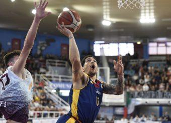 Nic Moore Zeus Energy Group Rieti - Virtus Roma Campionato Basket LNP 2018/2019 Rieti 17/03/2019 Foto Gennaro Masi / Ciamillo-Castoria
