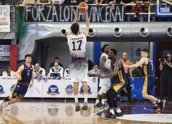 Giovanni Carenza Zeus Energy Group Rieti - Virtus Roma Campionato Basket LNP 2018/2019 Rieti 17/03/2019 Foto Gennaro Masi / Ciamillo-Castoria