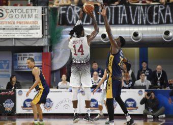 Bobby Jones Zeus Energy Group Rieti - Virtus Roma Campionato Basket LNP 2018/2019 Rieti 17/03/2019 Foto Gennaro Masi / Ciamillo-Castoria