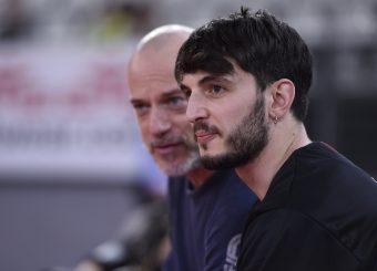 Giacomo Ferrara Virtus Roma - M Rinnovabili Agrigento Campionato Basket LNP 2018/2019 Roma 31/03/2019 Foto Gennaro Masi / Ciamillo-Castoria