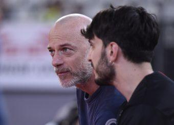 Filippo Nigro Virtus Roma - M Rinnovabili Agrigento Campionato Basket LNP 2018/2019 Roma 31/03/2019 Foto Gennaro Masi / Ciamillo-Castoria