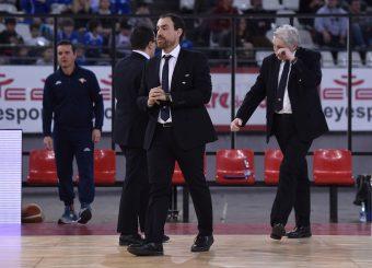 Francesco Carotti Virtus Roma - M Rinnovabili Agrigento Campionato Basket LNP 2018/2019 Roma 31/03/2019 Foto Gennaro Masi / Ciamillo-Castoria