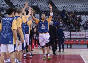 Daniele Sandri Virtus Roma - M Rinnovabili Agrigento Campionato Basket LNP 2018/2019 Roma 31/03/2019 Foto Gennaro Masi / Ciamillo-Castoria