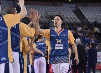 Andrea Saccaggi Virtus Roma - M Rinnovabili Agrigento Campionato Basket LNP 2018/2019 Roma 31/03/2019 Foto Gennaro Masi / Ciamillo-Castoria