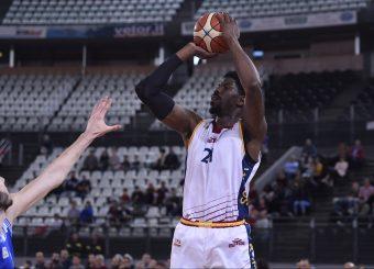 Henry Sims Virtus Roma - M Rinnovabili Agrigento Campionato Basket LNP 2018/2019 Roma 31/03/2019 Foto Gennaro Masi / Ciamillo-Castoria