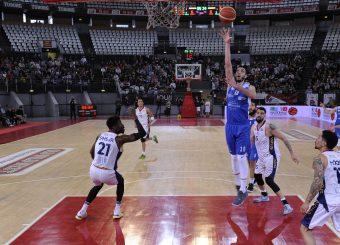 Tommaso Guariglia Virtus Roma - M Rinnovabili Agrigento Campionato Basket LNP 2018/2019 Roma 31/03/2019 Foto Gennaro Masi / Ciamillo-Castoria