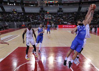Jalen Cannon Virtus Roma - M Rinnovabili Agrigento Campionato Basket LNP 2018/2019 Roma 31/03/2019 Foto Gennaro Masi / Ciamillo-Castoria