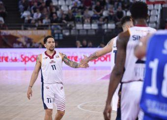 Nic Moore Virtus Roma - M Rinnovabili Agrigento Campionato Basket LNP 2018/2019 Roma 31/03/2019 Foto Gennaro Masi / Ciamillo-Castoria