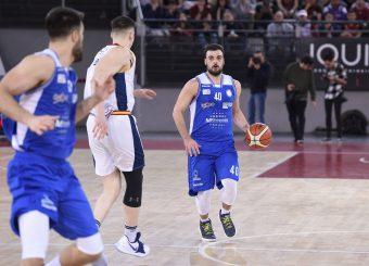 Simone Pepe Virtus Roma - M Rinnovabili Agrigento Campionato Basket LNP 2018/2019 Roma 31/03/2019 Foto Gennaro Masi / Ciamillo-Castoria
