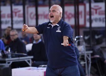 Franco Ciani Virtus Roma - M Rinnovabili Agrigento Campionato Basket LNP 2018/2019 Roma 31/03/2019 Foto Gennaro Masi / Ciamillo-Castoria