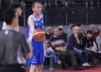Filippo Nigro Giacomo Ferrara Virtus Roma - M Rinnovabili Agrigento Campionato Basket LNP 2018/2019 Roma 31/03/2019 Foto Gennaro Masi / Ciamillo-Castoria