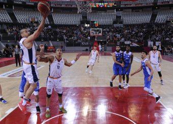 Massimo Chessa Virtus Roma - M Rinnovabili Agrigento Campionato Basket LNP 2018/2019 Roma 31/03/2019 Foto Gennaro Masi / Ciamillo-Castoria