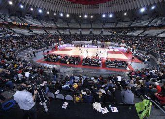Palazzo dello Sport Virtus Roma - Givova Scafati Campionato Basket LNP 2018/2019 Roma 14/04/2019 Foto Gennaro Masi / Ciamillo-Castoria