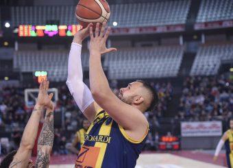Jonathan Tavernari Virtus Roma - Givova Scafati Campionato Basket LNP 2018/2019 Roma 14/04/2019 Foto Gennaro Masi / Ciamillo-Castoria