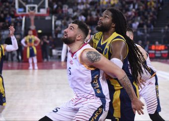 Aristide Landi Virtus Roma - Givova Scafati Campionato Basket LNP 2018/2019 Roma 14/04/2019 Foto Gennaro Masi / Ciamillo-Castoria