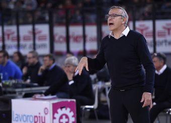 Lino Lardo Virtus Roma - Givova Scafati Campionato Basket LNP 2018/2019 Roma 14/04/2019 Foto Gennaro Masi / Ciamillo-Castoria