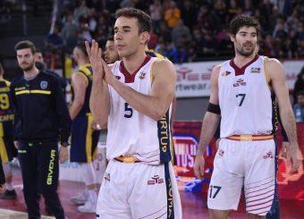 Daniel Spizzichino Virtus Roma - Givova Scafati Campionato Basket LNP 2018/2019 Roma 14/04/2019 Foto Gennaro Masi / Ciamillo-Castoria