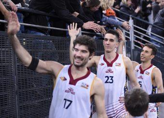 Bojan Matic Virtus Roma - Givova Scafati Campionato Basket LNP 2018/2019 Roma 14/04/2019 Foto Gennaro Masi / Ciamillo-Castoria