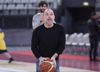 Filippo Nigro Virtus Roma - Givova Scafati Campionato Basket LNP 2018/2019 Roma 14/04/2019 Foto Gennaro Masi / Ciamillo-Castoria