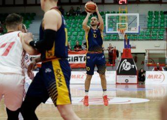 Chessa MassimoAxpo Legnano Knights - Virtus RomaCampionato LNP 2018/2019Lega Nazionale Pallacanestro Serie A2 / OvestLegnano 21/04/19Ciamillo - Castoria // Foto Vincenzo Delnegro