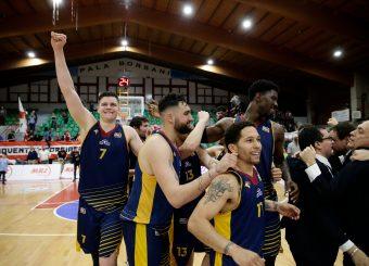 Moore NicAxpo Legnano Knights - Virtus RomaCampionato LNP 2018/2019Lega Nazionale Pallacanestro Serie A2 / OvestLegnano 21/04/19Ciamillo - Castoria // Foto Vincenzo Delnegro