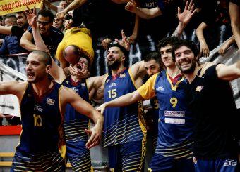 15Axpo Legnano Knights - Virtus RomaCampionato LNP 2018/2019Lega Nazionale Pallacanestro Serie A2 / OvestLegnano 21/04/19Ciamillo - Castoria // Foto Vincenzo Delnegro