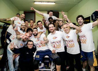 Axpo Legnano Knights - Virtus RomaCampionato LNP 2018/2019Lega Nazionale Pallacanestro Serie A2 / OvestLegnano 21/04/19Ciamillo - Castoria // Foto Vincenzo Delnegro