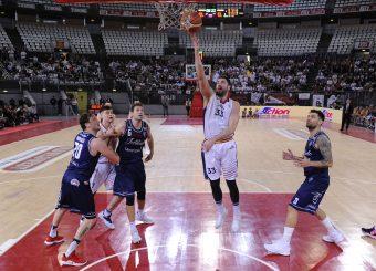 Virtus Roma - Lavoropiu Fortitudo BolognaCampionato Basket LNP 2018/2019Roma 28/04/2019Foto Gennaro Masi / Ciamillo-Castoria