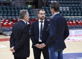 Francesco Carotti Lavoropiu Fortitudo Bologna - Virtus Roma Campionato Basket LNP 2018/2019 Bologna 01/05/2019 Foto Gennaro Masi / Ciamillo-Castoria
