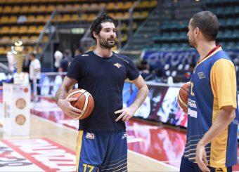 Roberto Prandin Lavoropiu Fortitudo Bologna - Virtus Roma Campionato Basket LNP 2018/2019 Bologna 01/05/2019 Foto Gennaro Masi / Ciamillo-Castoria