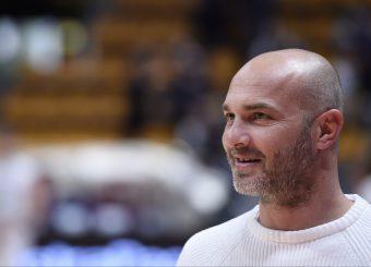 Valerio Spinelli Lavoropiu Fortitudo Bologna - Virtus Roma Campionato Basket LNP 2018/2019 Bologna 01/05/2019 Foto Gennaro Masi / Ciamillo-Castoria