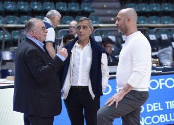 Claudio Toti Lavoropiu Fortitudo Bologna - Virtus Roma Campionato Basket LNP 2018/2019 Bologna 01/05/2019 Foto Gennaro Masi / Ciamillo-Castoria