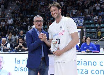 Guido Rosselli Lavoropiu Fortitudo Bologna - Virtus Roma Campionato Basket LNP 2018/2019 Bologna 01/05/2019 Foto Gennaro Masi / Ciamillo-Castoria