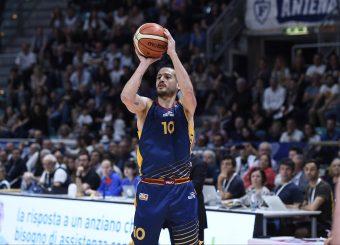 Massimo Chessa Lavoropiu Fortitudo Bologna - Virtus Roma Campionato Basket LNP 2018/2019 Bologna 01/05/2019 Foto Gennaro Masi / Ciamillo-Castoria