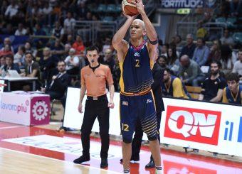 Daniele Sandri Lavoropiu Fortitudo Bologna - Virtus Roma Campionato Basket LNP 2018/2019 Bologna 01/05/2019 Foto Gennaro Masi / Ciamillo-Castoria