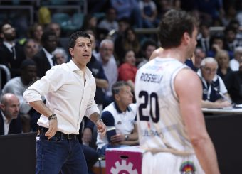 Antimo Martino Lavoropiu Fortitudo Bologna - Virtus Roma Campionato Basket LNP 2018/2019 Bologna 01/05/2019 Foto Gennaro Masi / Ciamillo-Castoria